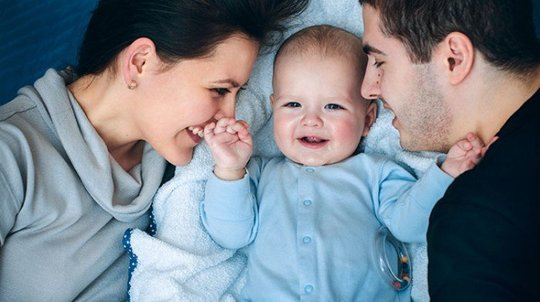 счастливое родительство