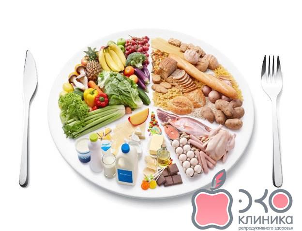 диета перед стимуляцией