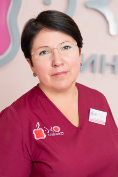 Elena Pilyagina